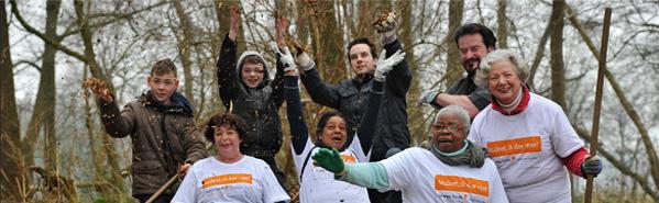 NLdoet de grootste vrijwilligersactie van Nederland op 11 en 12 maart 2016!